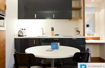 Blueprint living apartments turnmill street london one bedroom apartment malvernweather Image collections